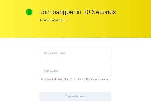Bangbet Kenya register