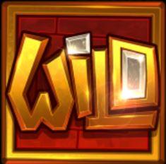 Aztec Gold Megaways Wild symbol