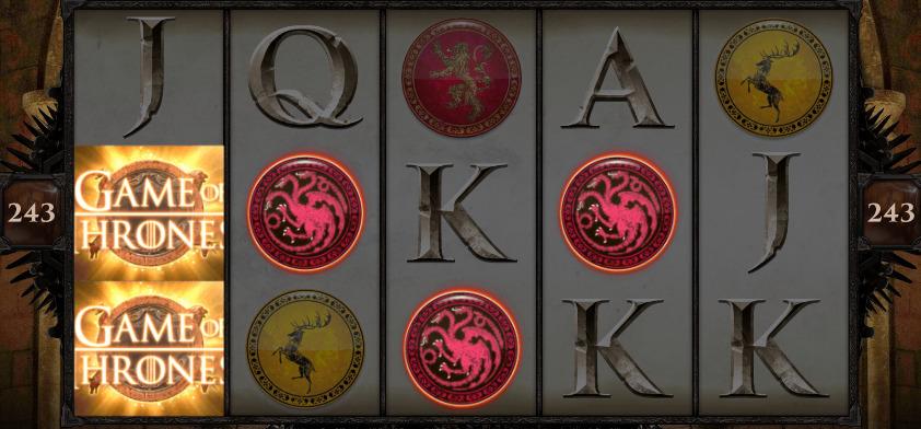 Game of Thrones Wild Symbol