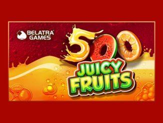 500 Juicy Fruits