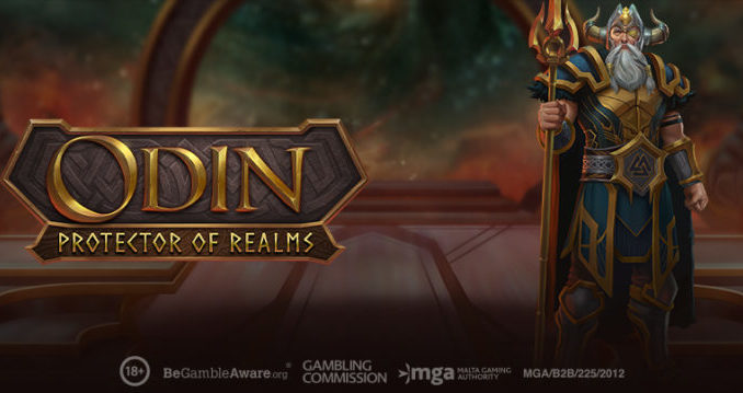 Odin Protector of the Realms slot