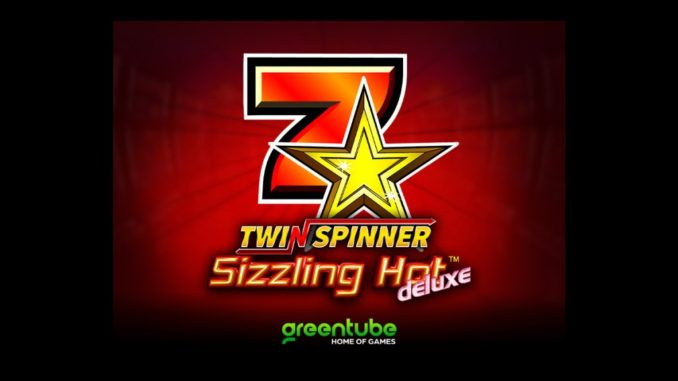 Twin Spinner Sizzling Hot™ deluxe