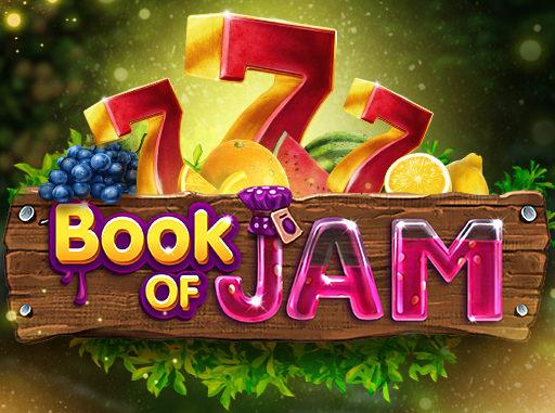 Book of Jam slot game