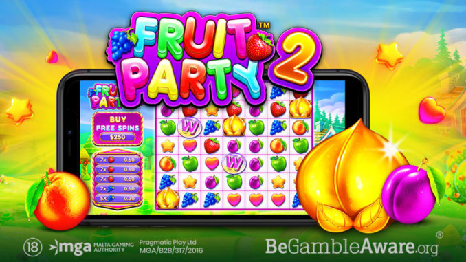 Fruit Party 2 slot game