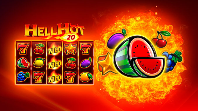 Hell Hot 20 slot game