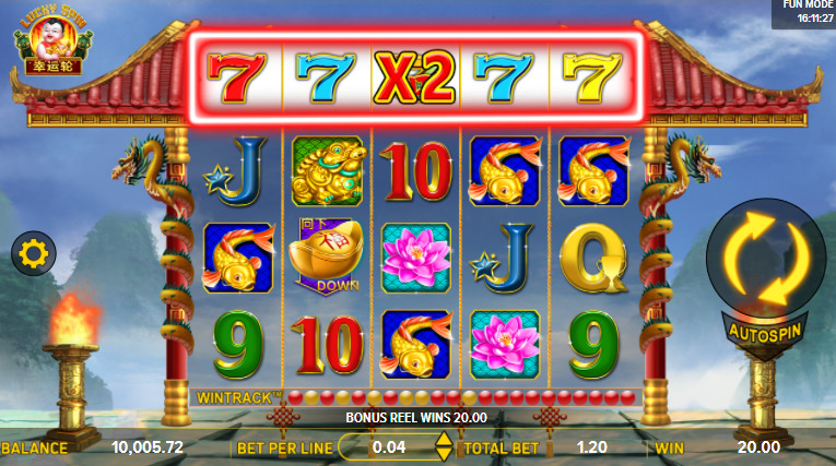 Lucky Spin Kenya Slot