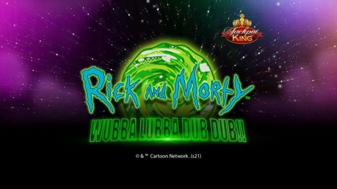 Rick and Morty™ Wubba Lubba Dub Dub slot