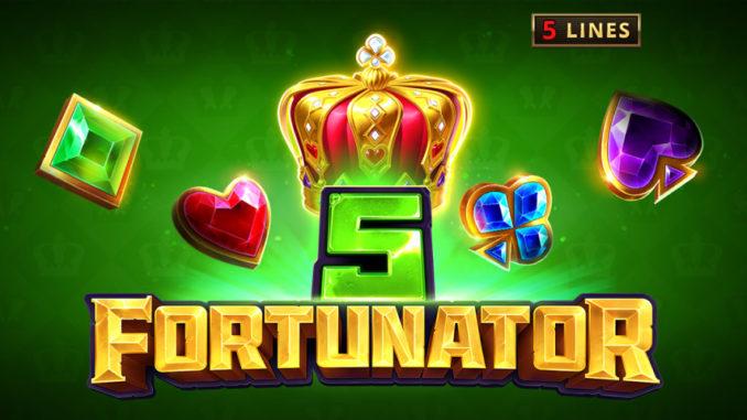 5 Fortunator slot game
