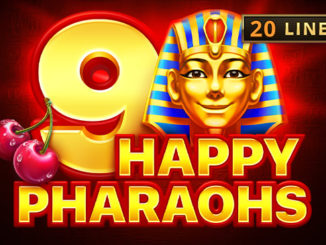 9 Happy Pharaohs slot game
