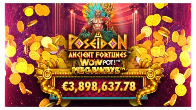 Ancient Fortunes™ Poseidon WowPot Megaways™