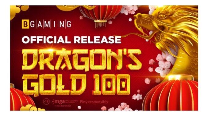 Dragon's gold 100 slot Kenya