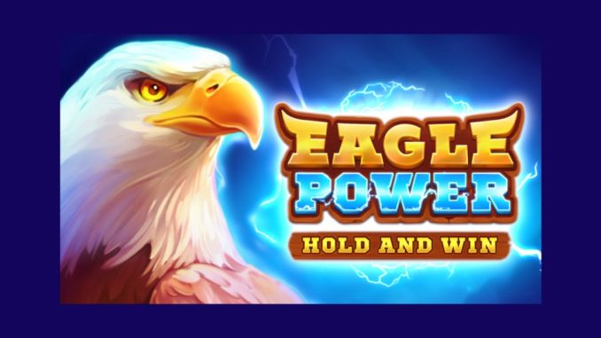 Eagle Power Hold and Win slot game