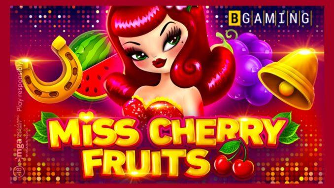 Miss Cherry Fruits slot