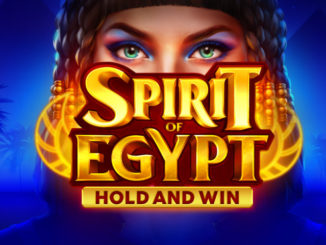 Spirit of Egypt Hold and Win slot