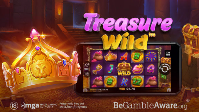 Treasure Wild slot game