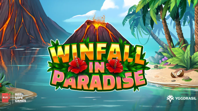 Winfall in Paradise slot game